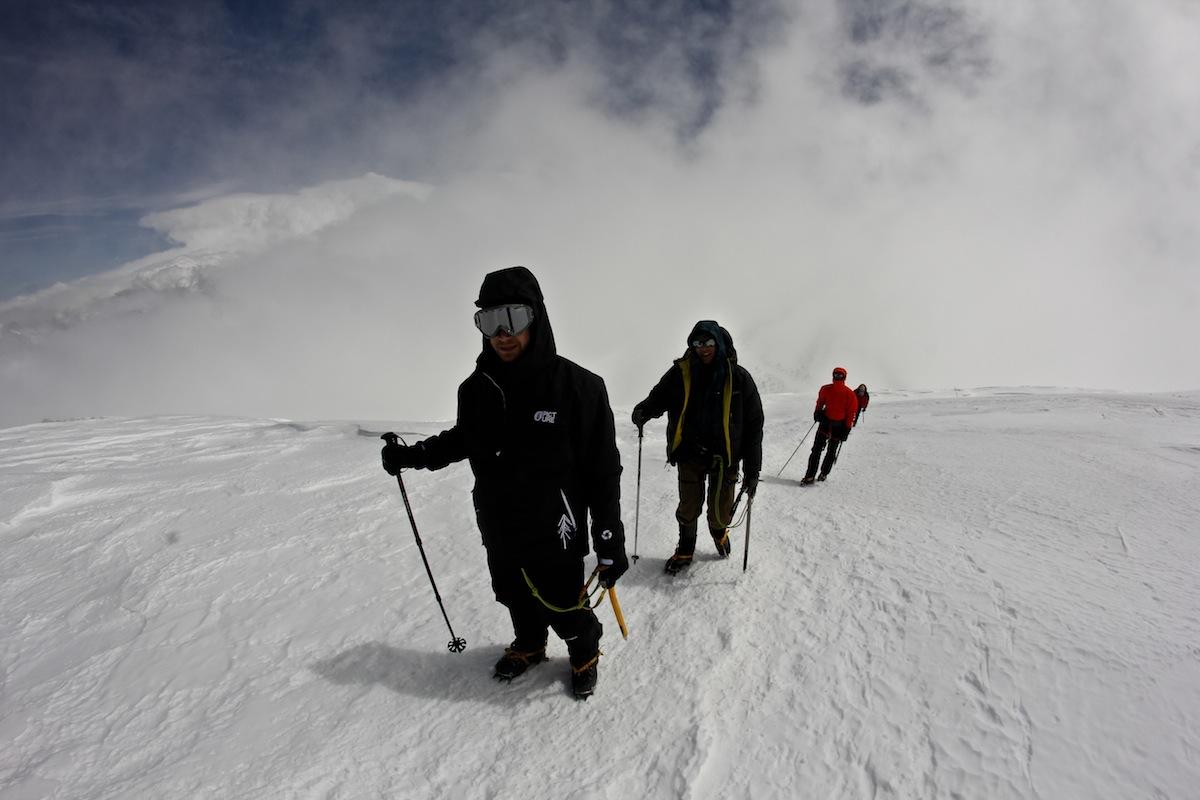 восхождение на Эльбрус с Юга за 10 дней