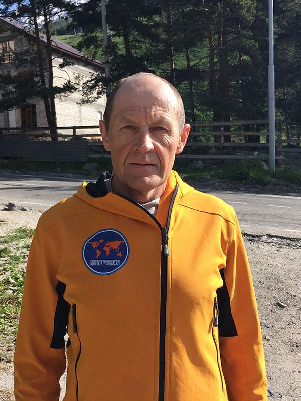 Николай Тотмянин