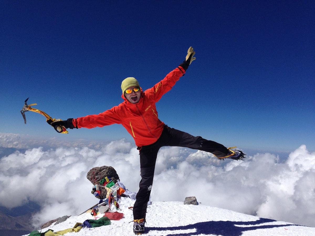 Тренировки для восхождения на Эльбрус