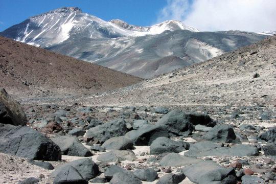 восхождение на Аконкагуа и охос дель Саладо