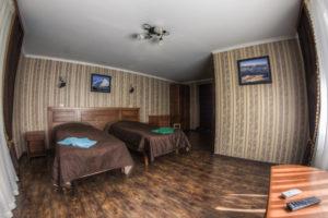 отель в поселке Терскол