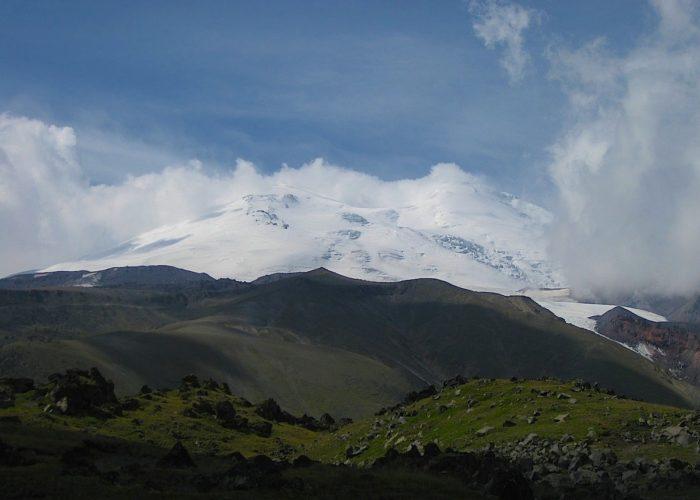 Восхождение на Эльбрус с севера на юг