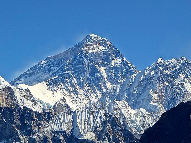 Эверест. Непал.