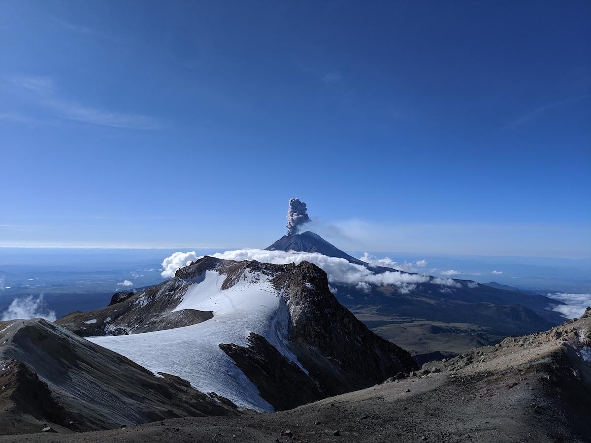Вулканы Мексики